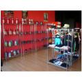 Heavy Duty Mesh Supermarket Wire Shelving (HD183672A3C)