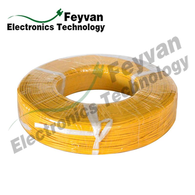 UL1015 PVC isoliert gestrandeter Kupferdraht China Hersteller