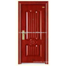 Luxury Steel Security Door KKD-557 With Good Paint and China Top 10 Brand