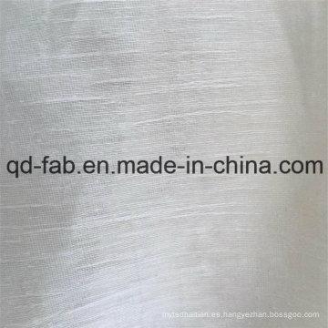 64% Lino20% Algodón16% Nylon Tejido de hilo fino fino (QF16-2508)