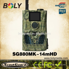 2016 Bolyguard SG880MK-12mHD black ir wireless hunting trail camera with 12MP image, 720P HD