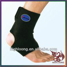 Leicht und leicht auf elastischen Knöchel anziehen
