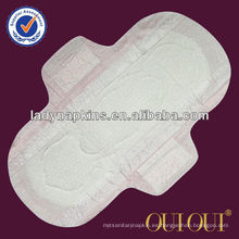 Lado reuniendo almohadillas de uso diario fresco al por mayor