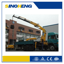 Lorry-Mounted Crane Sq12zk3q Knuckle Boom Crane