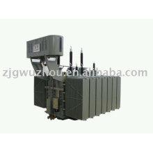 Transformateur de puissance immergé à la série 110kv