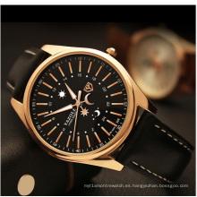368 relojes de alta calidad para hombres reloj de pulsera de lujo movimiento de cuarzo de los hombres