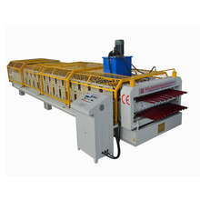 CE Standard Double Deck Roll Forming Machine