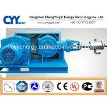 Cyyp 77 Service ininterrompu Pompe à pistons multi-émulsion à l'argon azote à haute pression et à haute pression à GNL