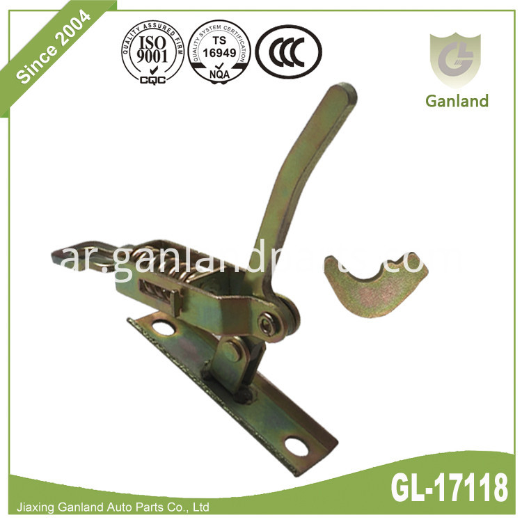 Fastener With Large Base GL-17118