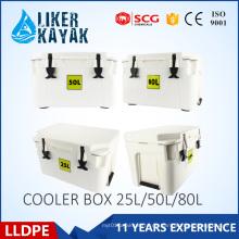 Ausgezeichnete Qualität 80L Outdoor Camping Rotomolded Eis Kühler Box Ice Box