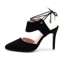 factory wholesale high heel shoes black high heels