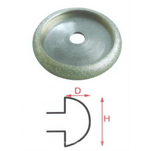 Vente chaude humide hybride diamant polissage tampons divers grasse pad style unique crayon bord meules