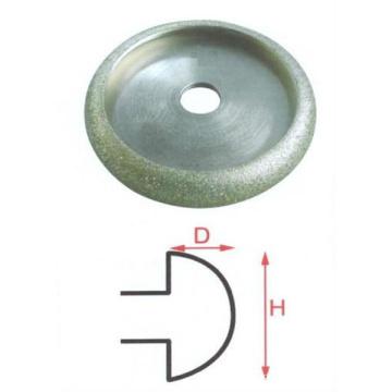 Hot Sale wet hybrid diamond polishing pads various grits pad unique style pencil edge grinding wheels