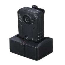 Caméra portative du corps 1080P de vision nocturne d'appareil-photo de la police DVR Ambarella A7 DVR IR pour la police