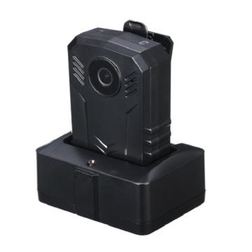 A visão nocturna do IR da polícia DVR de Ambarella A7 GPS Waterproof a câmera vestida corpo 1080P para a polícia