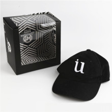 OEM drukpapier verpakking Baseball Cap Display Box