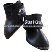 Silicone Pet Shoes, Available in Various Sizes and Colors, OEM Orders Welcomed