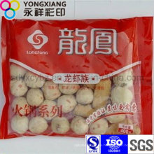 Embalaje de alimentos a baja temperatura