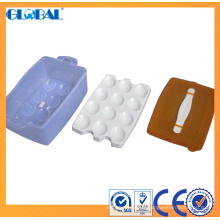 Bacs en plastique pour le stockage des oeufs