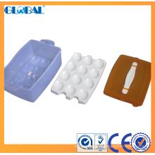 Caixas plásticas para armazenamento de ovos
