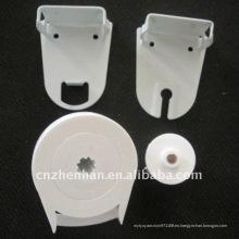 Rodillo piezas de cepillo-28mm Corea del tipo de embrague, cebra cegador, mecanismos de persiana enrollable, accesorio de cortina