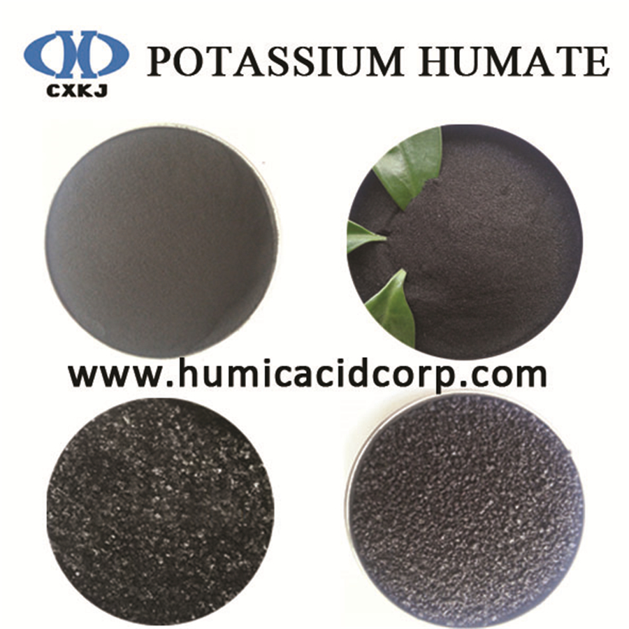 Different Grade Humate