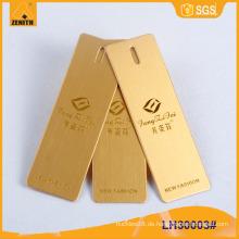 Benutzerdefiniertes Papier Kleidungsstück Hangtag Papier Hangtag LH10003