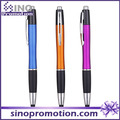Gummi-Grip Klicken Sie auf Kugelschreiber mit Gummi-Kugelschreiber
