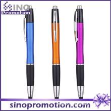 Резиновая ручка нажмите Шариковая ручка с резиновым наконечником шариковая ручка