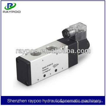 5 2 electroválvula válvula neumática de aire 24v