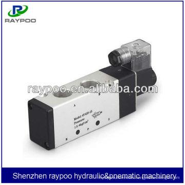 5 2 электромагнитный клапан пневматический воздушный клапан 24V