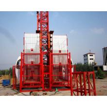 Elevador de pasajeros de edificio de piñón y cremallera SC200
