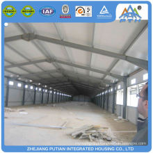 Hot sale economical Seismic and wind resistance prefabricated chicken house