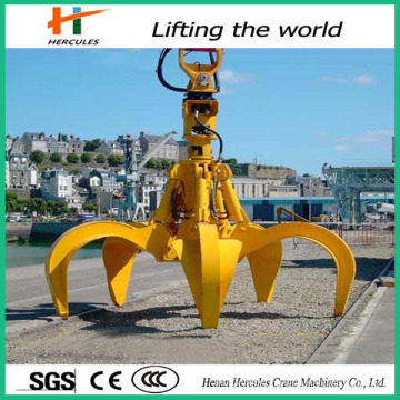 Hydraulic Grab with Best Parts
