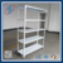 Bastidores de prateleiras de armazenamento de metal leve