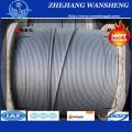 Hilo de acero revestido de zinc 1X7-3.6mm