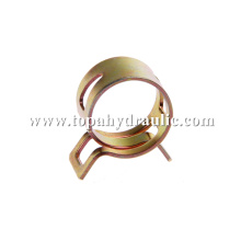 Factory Price for Stainless Steel Hose Clamps metal circular wide spring hose clamps export to Malawi Supplier