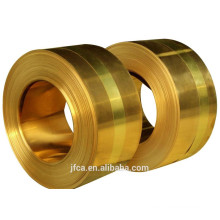 Certificated in alibaba brass strips/brass coils