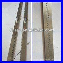 Acero 1045 Cremallera para Máquina CNC