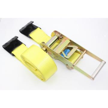 2-дюймовые стяжные ремни с трещоткой и E-образной направляющей Tb75yf210