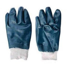 Cotton Jersey Nitrile Coated Glove