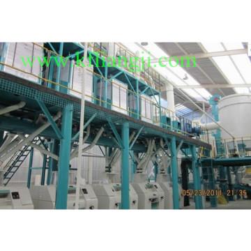 Best Price Wheat /Corn Flour Milling Plant