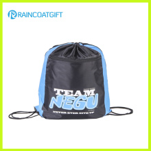 Custom Brand Promotional Nylon Drawstring Backpack Bag