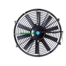 16inch Black Auto Kühlung Elektrischer Kühler Lüfter Kühlmittel 24V