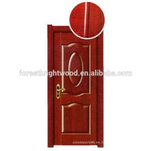 Diseño de puerta de melamina económico Interior estilo moderno moderno