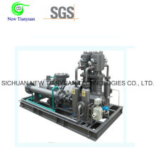 Safe Reliable High Stability Hydrogen H2 Gas Compressor