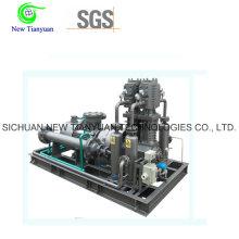 Compresor de gas hidrógeno H2 de alta estabilidad fiable y seguro