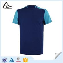 Super Macio Algodão T-Shirts Mens Melhor Algodão Sportwear