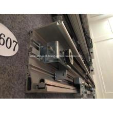 operador de carregamento pesado 300 kg * 2 porta deslizante automática