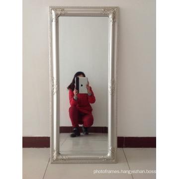 promotional modern bathroom side framed mirror